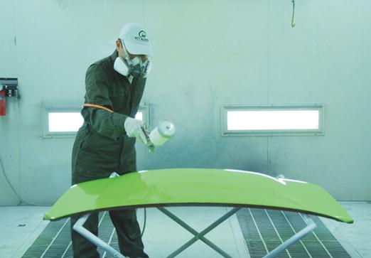 Tuyển chọn 25 nam sơn xây dựng tại Toyama