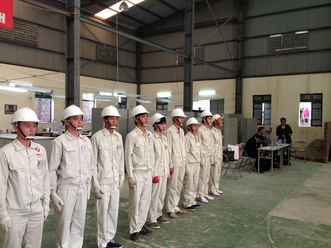 Xuất khẩu lao động Nhật Bản 18 nam xây dựng làm việc tại Hokkaido lương cao 2017