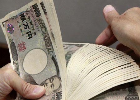 Đồng Yên lên cao nhất trong vòng hơn 2 năm trở lại đây