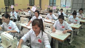 Tuyển gấp 98 nữ đơn hàng may mặc tại Nhật Bản tháng 08/2017