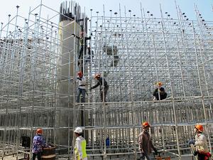 Tuyển gấp 15 nam lắp đặt giàn giáo lương cao đi làm ngay tại Nhật Bản tháng 08/2017