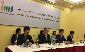 Kể từ năm 2017, điều dưỡng Việt Nam được đào tạo chuẩn phong cách Nhật