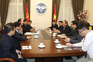 Nhật Bản đẩy mạnh hợp tác đào tạo kỹ sư CNTT với Việt Nam