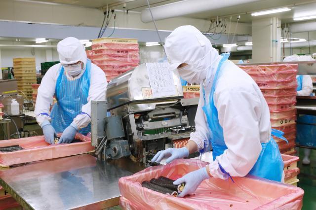 Đơn hàng 50 Nam/nữ chế biến thực phầm tại Hyogo, Nhật Bản tháng 07/2017