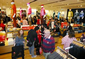 Mua quần áo mùa đông giá rẻ ở Nhật: hãy đến ngay 4 địa điểm này