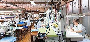 Thi tuyển đơn hàng may dành cho nữ đi xuất khẩu lao động Nhật Bản