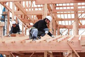 Thi tuyển đơn hàng mộc xây dựng đi xuất khẩu lao động Nhật Bản