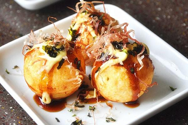 Takoyaki cua Osaka