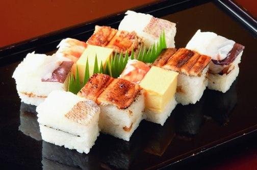sushi ban dia Osaka