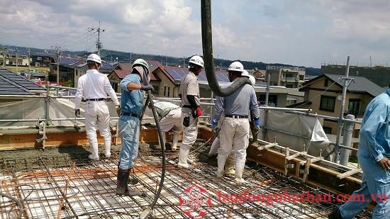 Tuyển Kỹ sư xây dựng đi làm tại Nhật Bản năm 2017, không yêu cầu tiếng