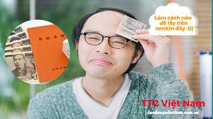 Hướng dẫn cách lấy lại tiền Nenkin Nhật Bản sau khi về nước