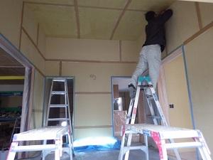Xuất khẩu lao động Nhật Bản 10 nam làm dán tường, lát chiếu sàn nhà tại Nagano tháng 06/2017