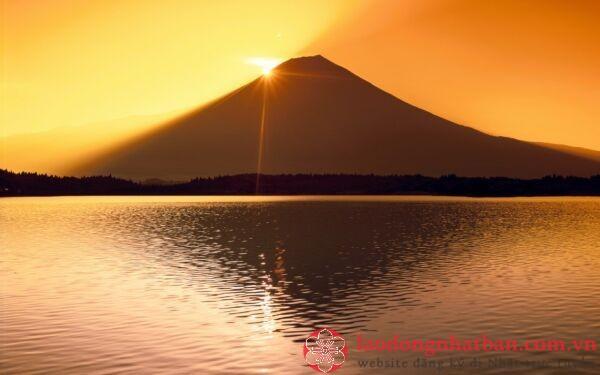 Tại sao Nhật Bản được gọi là đất nước mặt trời mọc