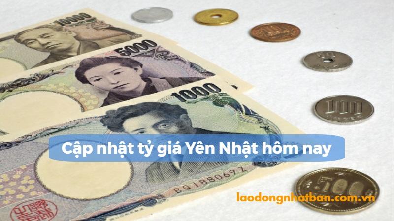 Đổi tiền Nhật sang tiền Việt ngày hôm nay, 1000 Yên là bao nhiêu tiền Việt?