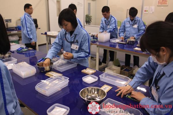 Tuyển 34 nam nữ XKLĐ Nhật Bản làm đóng gói công nghiệp tại Saitama tháng 8