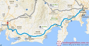 Từ Tokyo đến Nagoya, Aichi bao xa? Hướng dẫn tất cả các cách đi thuận tiện
