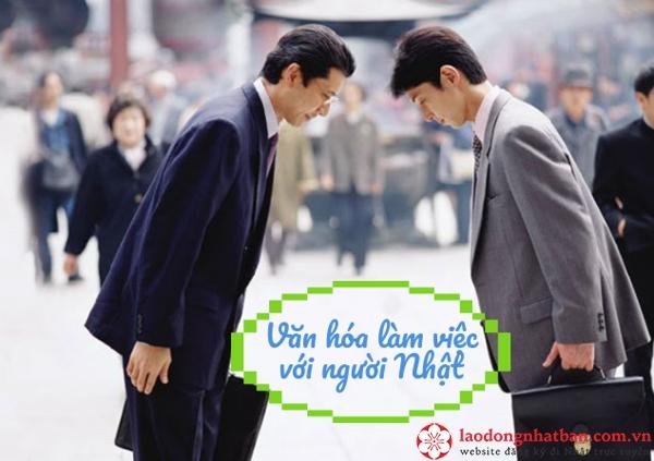 6 điều cần biết về văn hóa làm việc với người Nhật
