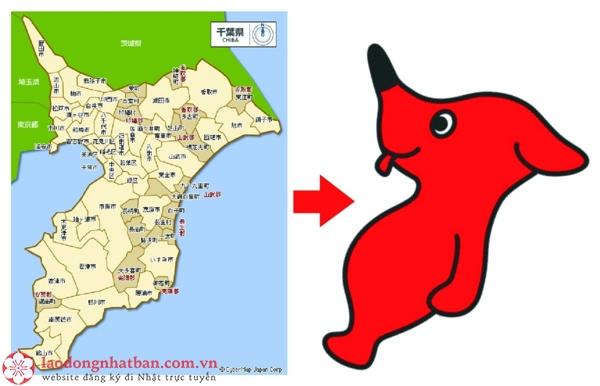 Điểm mà Chiba thu hút mọi người chọn đi xuất khẩu lao động Nhật Bản