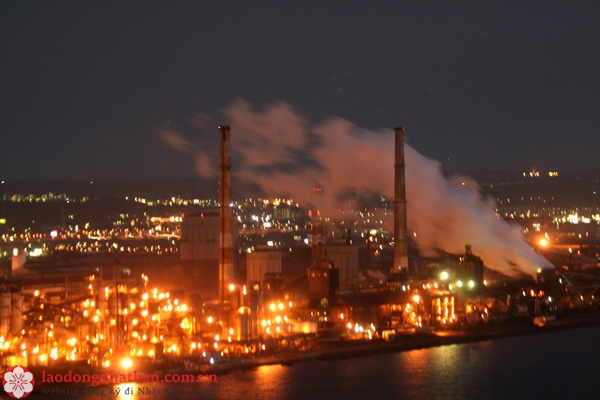 Khu công nghiệp Keiyo của Chiba