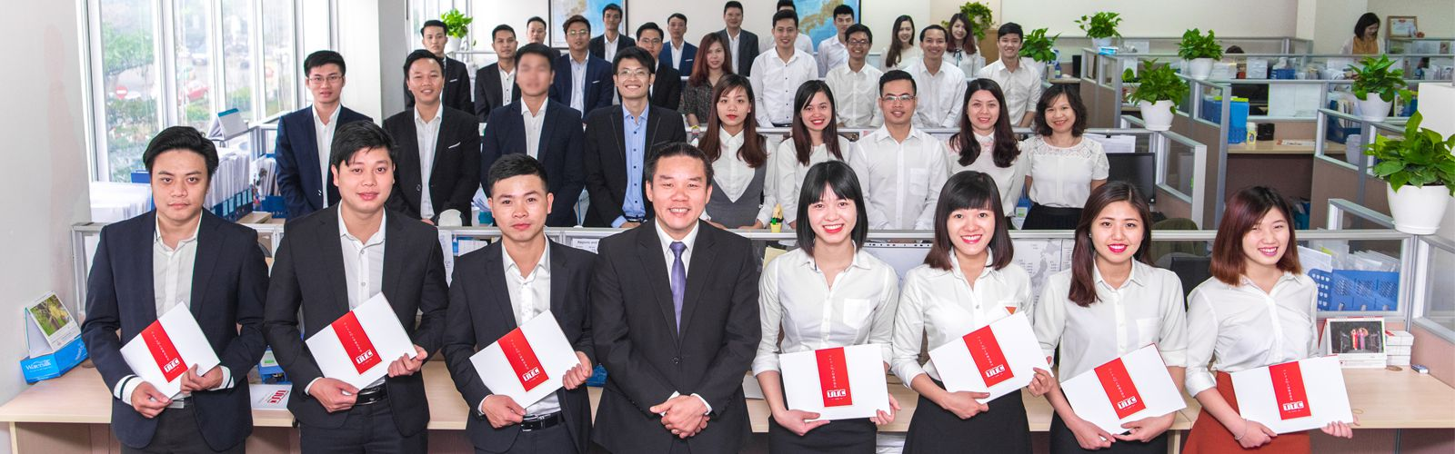 Tổng quan về công ty cổ phần nhân lực TTC Việt Nam