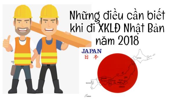 15 Điều quan trọng bạn cần biết khi lựa chọn Nhật Bản là nước đi XKLĐ trong năm 2018