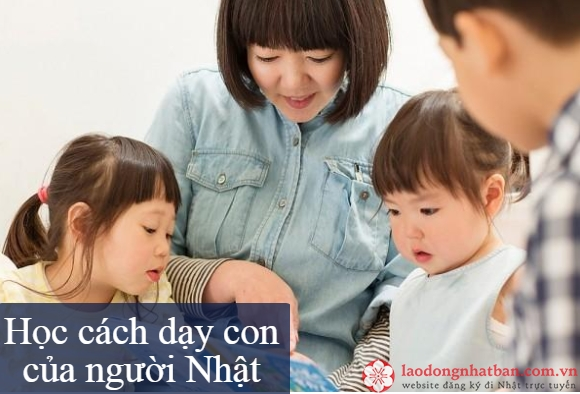 Người Nhật dạy con như thế nào? Nên tham khảo cách dạy con của người Nhật