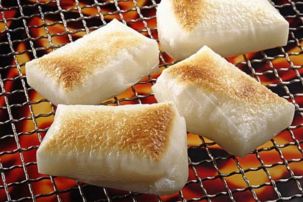 bánh kirimochi Nhật Bản