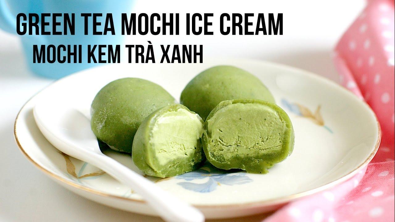 Bánh Mochi Ice Cream (Mochi kem)