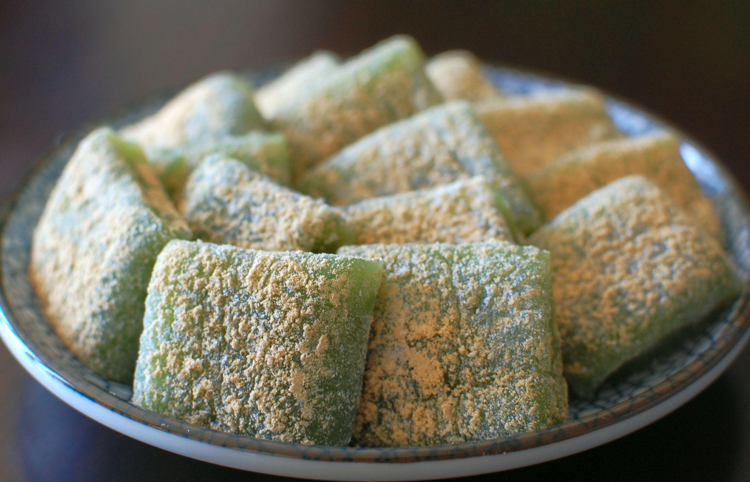 Bánh Kusa Mochi