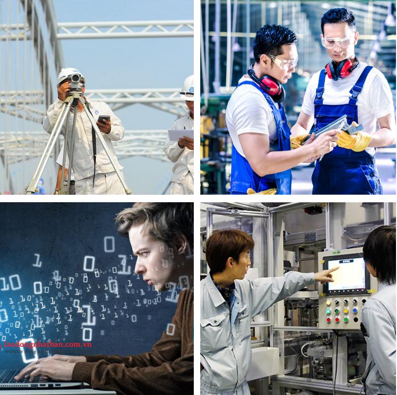 TOP 5 đơn hàng kỹ sư đi Nhật Bản mới nhất gia hạn lên đến 5 năm