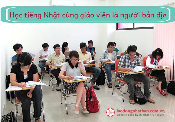 Trung tâm nào dạy tiếng Nhật uy tín tại Hà Nội có Giáo viên là người bản địa??