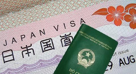 Hướng dẫn cụ thể quy trình, thủ tục xin visa đi  Nhật Bản cho mọi đối tượng