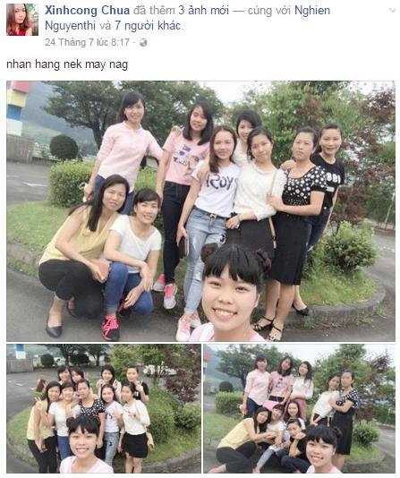 xuat khau lao dong Nhat Ban 2017 nganh may mac