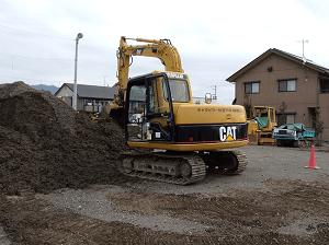 Đơn hàng tuyển 15 nam lái máy xúc máy ủi xây dựng XKLĐ Nhật Bản