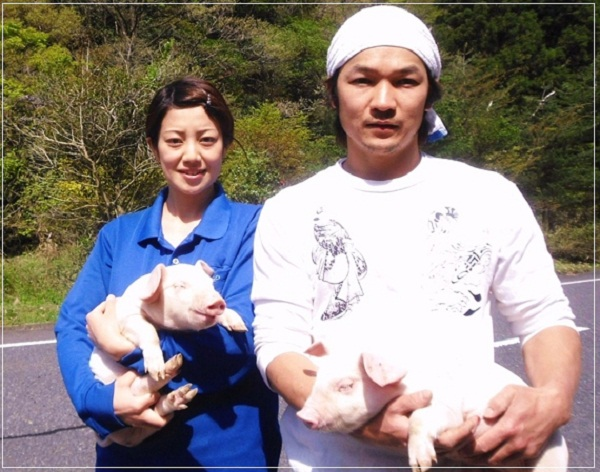 Đơn hàng 10 nam chăn nuôi lợn lương cao tại Toyama tháng 1/2019