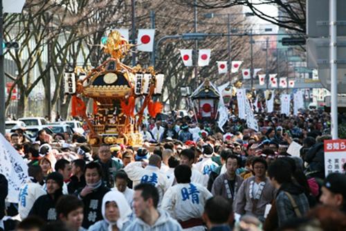 nghỉ lễ khi làm việc tại Nhật