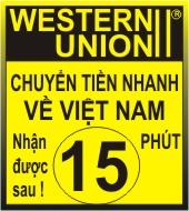 Hướng dẫn tất cả các cách chuyển tiền từ Nhật Bản về Việt Nam với Western Union