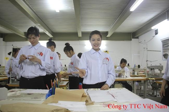 Bài thi nhanh tay trong thi tuyển đi xuất khẩu lao động Nhật Bản
