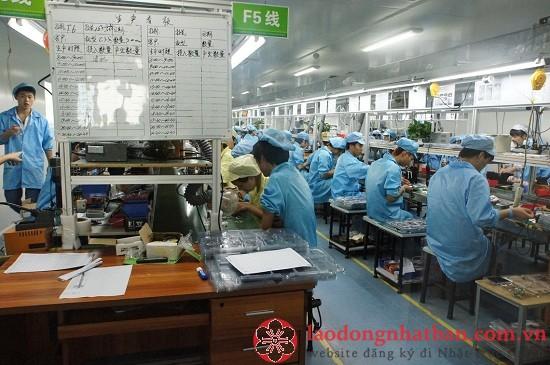 Tuyển gấp 30 nam, nữ lắp ráp linh kiện điện tử với mức thu nhập hấp dẫn tại Kanagawa Nhật Bản