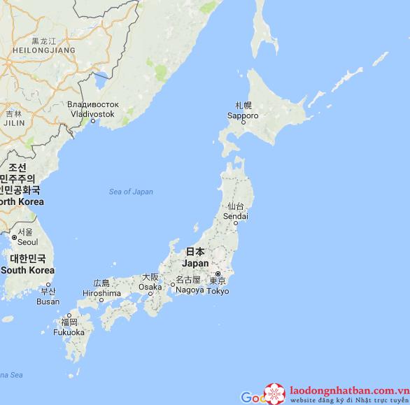 Cập nhật 12 loại bản đồ tại Nhật Bản mới nhất hiện nay có thể bạn chưa biết