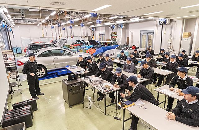 Đơn hàng tuyển 15 nam làm bảo dưỡng ô tô tại  Nhật Bản