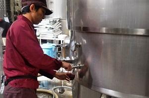 Đơn hàng điều khiển máy làm rượu tại Oita, Nhật Bản vào tháng 12/2020
