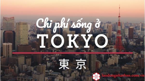 Chi phí sinh hoạt ở TOKYO đắt đỏ nhất Nhật Bản