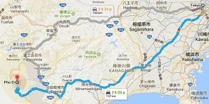 Tokyo cách núi Phú Sĩ, tỉnh Shizuoka bao xa? Hướng dẫn các cách đi đến