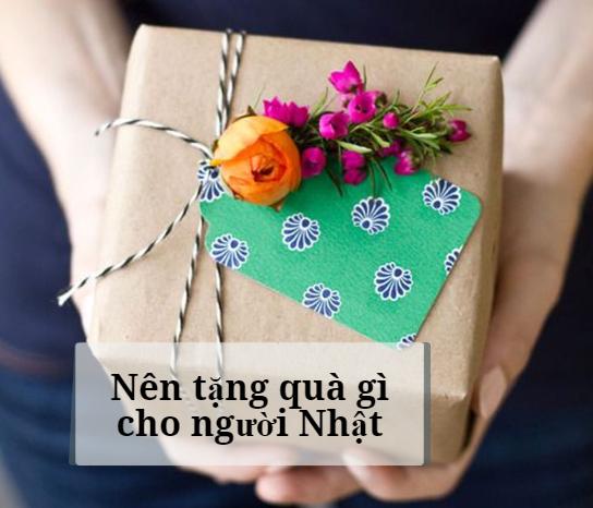 Người Nhật thích được nhận món quà gì từ Việt Nam?