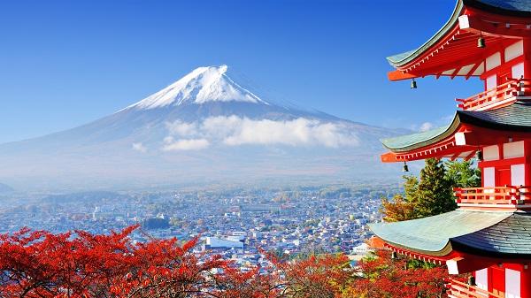 Kết quả hình ảnh cho Núi Phú Sĩ
