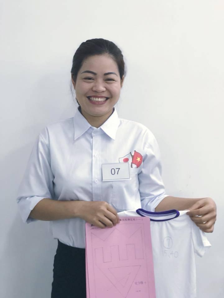Tổng hợp bộ ảnh chất lừ của thực tập sinh thi tuyển May tại Âu Việt