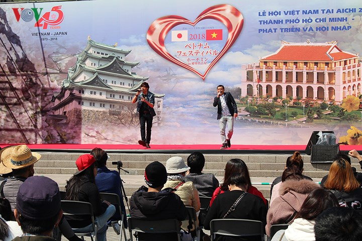 Đặc sắc lễ hội văn hóa dân tộc Việt Nam tại tỉnh Aichi thu hút hàng trăm nghìn người