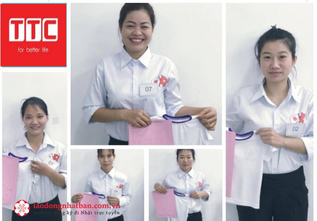 Tuyển gấp 15 Nữ May mặc làm việc tại Kanagawa, Nhật Bản