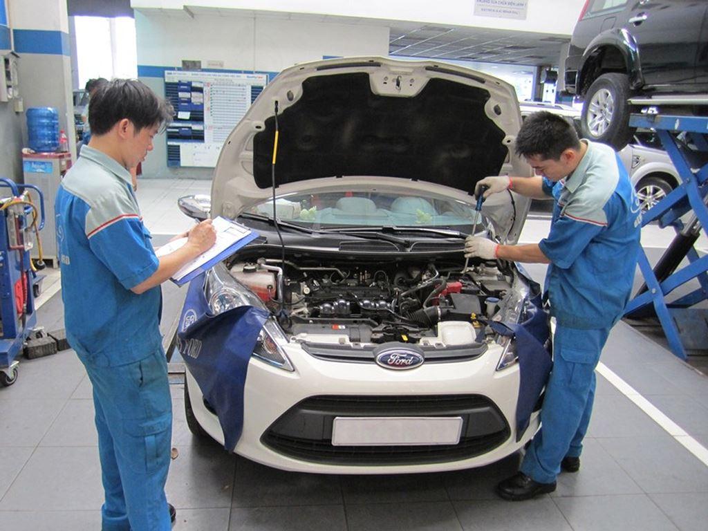 Đơn hàng SỬA CHỮA Ô TÔ cần tuyển 15 Nam làm việc tại NAGOYA Nhật Bản